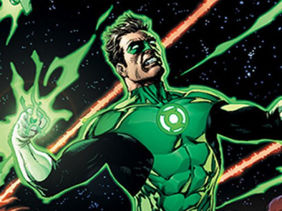 Green Lantern Comics Solicitations for July 2020