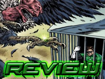 The Green Lantern: Season Two #2 Review
