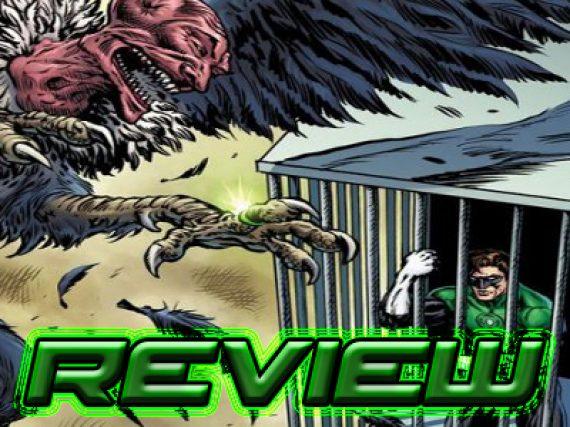 The Green Lantern: Season Two #2 Review