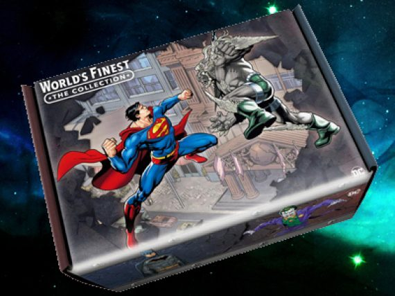 World's Finest: The Collection Spring 2020 Box Spoiler