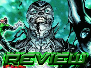Blackest Night #5 Review