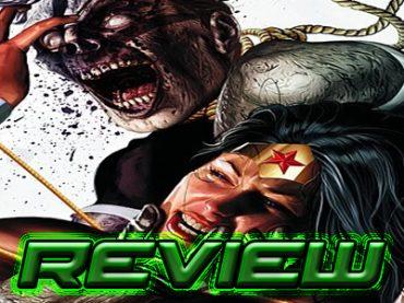 Blackest Night: Wonder Woman #1 Review
