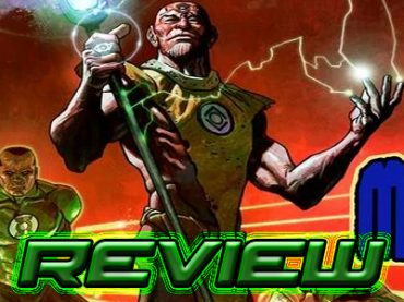 Green Lantern Corps #43 Review