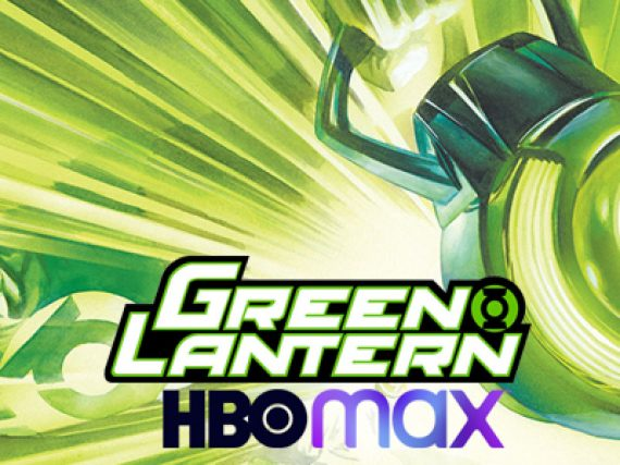 Geoff Johns to Co-Produce Green Lantern HBO Max Series
