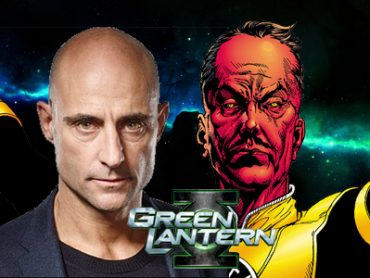 Mark Strong Cast as Sinestro