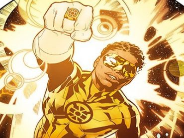 Make Way for the…Gold Lantern?!