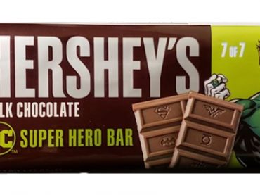 Green Lantern a Part of a New Hershey's Promotion – Updated