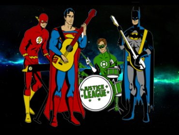 Green Lantern in Music History, Part 2