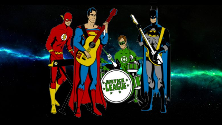 Green Lantern in Music History, Part 3