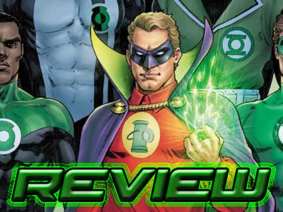Green Lantern 80th Anniversary 100-Page Super Spectacular #1 Review