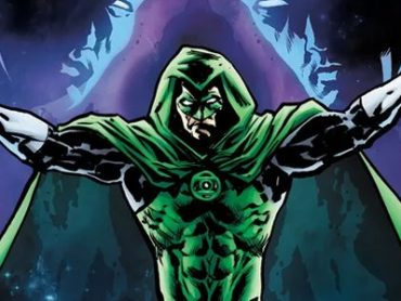 Green Lantern Comics Solicitations for September 2020