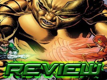 The Green Lantern: Season Two #4 Review
