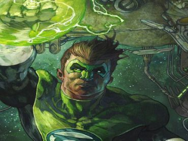 Green Lantern Solicitations for October of 2020