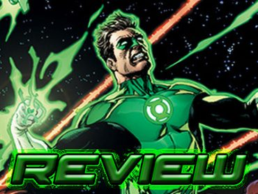 The Green Lantern: Season Two #5 Review